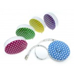 roller tape measure rollfix decor dots