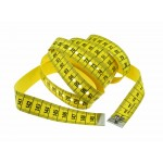Tape measure for the waist